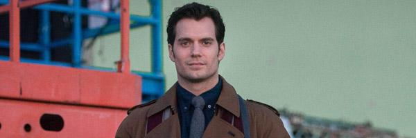 Henry Cavill Clark Kent Batman v