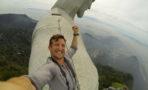 Lee Jackson, Selfie, Cristo Redentor