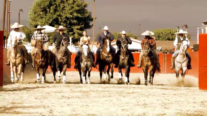 Reality 'Los Cowboys' llega Hulu