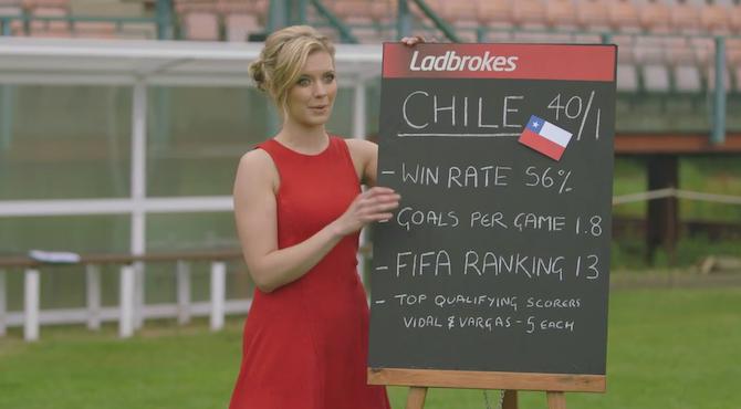Chile ganará el mundial según experta