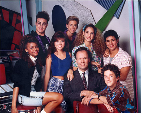 Saved by the Bell Pelicula Lifetime
