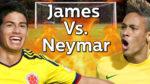 James Rodriguez o Neymar