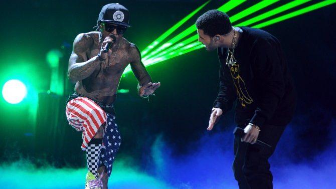 Video Lil Wayne Drake Gira