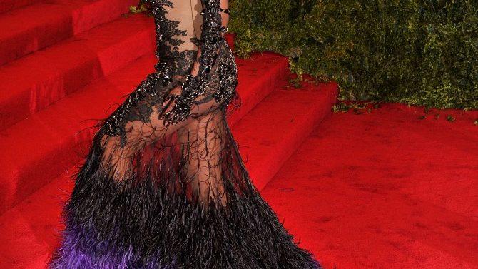 Vestuario Beyonce Exhibicion