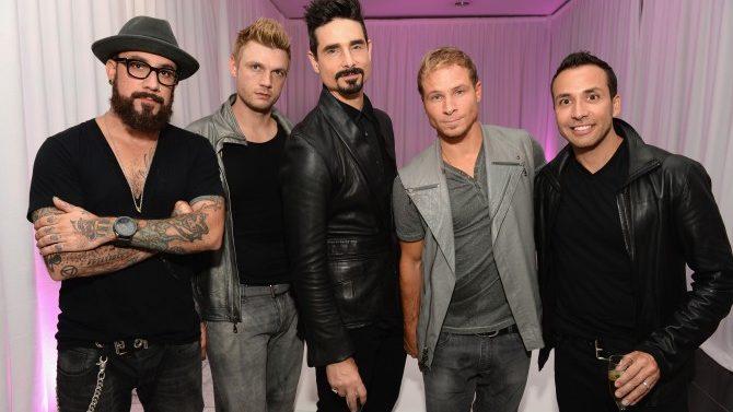 Pelicula Documental Backstreet Boys
