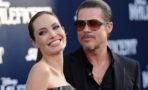 Angelina Jolie y Brad Pitt, By