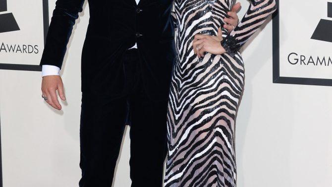 Paula Patton y Robin Thicke se