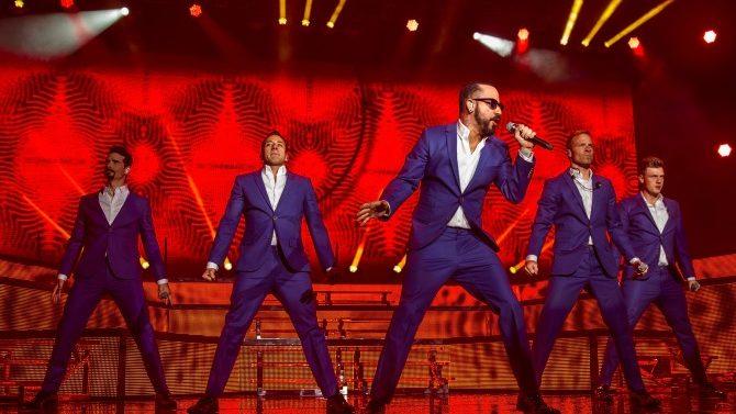 Backstreet Boys Cancelan Conciertos