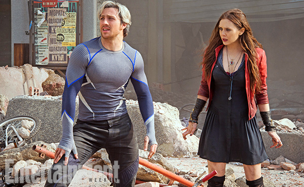 Avengers Age of Ultron fotos