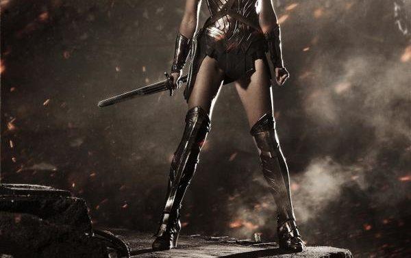 FOTO: Gal Gadot como Wonder Woman