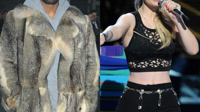 Kanye West y Iggy Azalea se