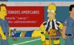 "Capítulo de ""The Simpsons"" predijo lesión"