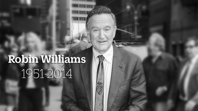 Robin Williams muere a los 63