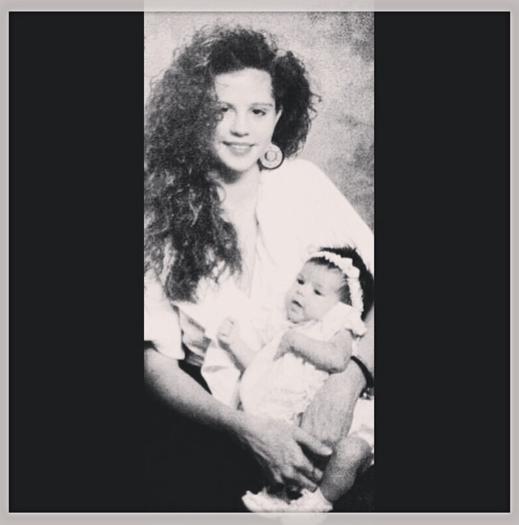 Baby Selena