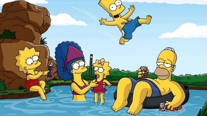 FXX maratón Simpsons