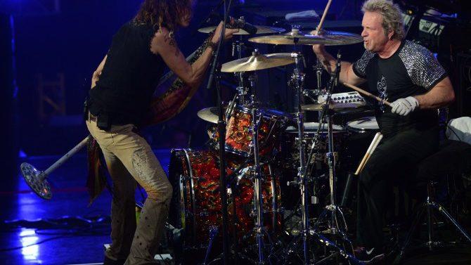 Aerosmith Resume Gira