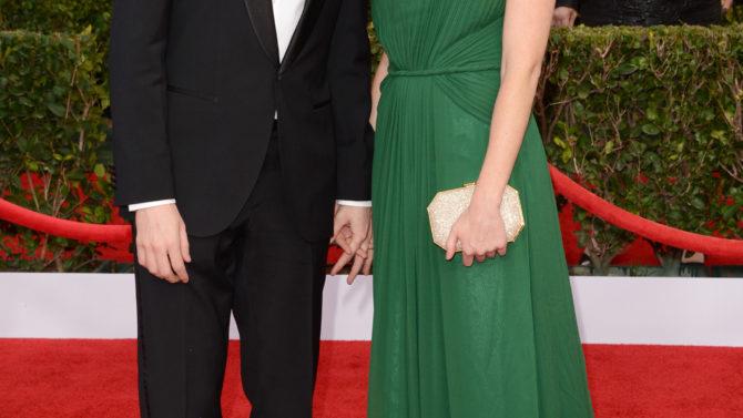 Alexis Bledel y Vincent Kartheiser
