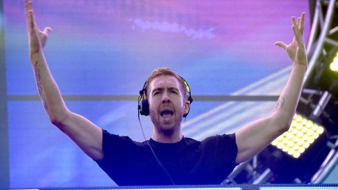 Calvin Harris DJ Mejor Pagado