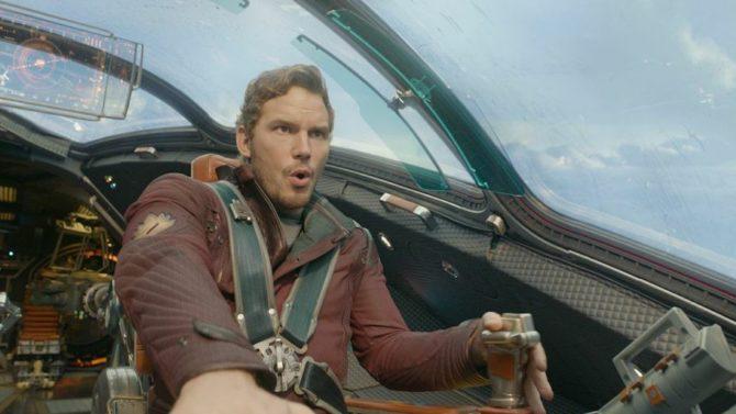 'Guardianes of the Galaxy' destroza la