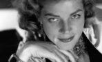 Lauren Bacall muere