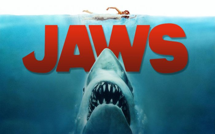 """""""Jaws"""" 1975"""