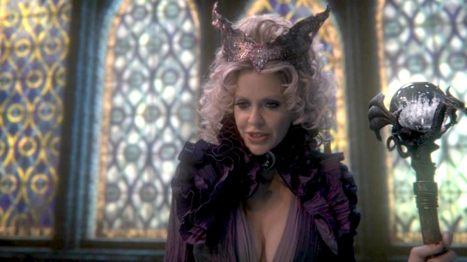 Maleficent Regresa Once Upon A Time