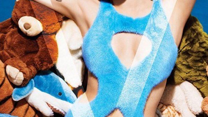 Miley Cyrus Desnuda V Magazine