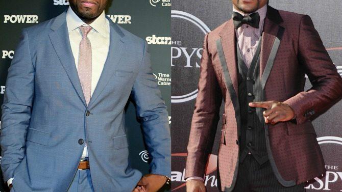 50 Cent reta a Floyd Mayweather