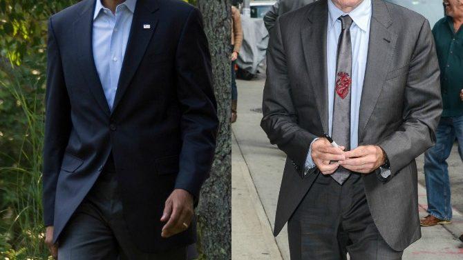 Barack Obama lamenta muerte de Robin