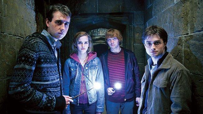 """Harry Potter"" (2001-2011)"