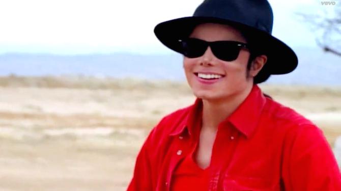 Nuevo video de Michael Jackson causa