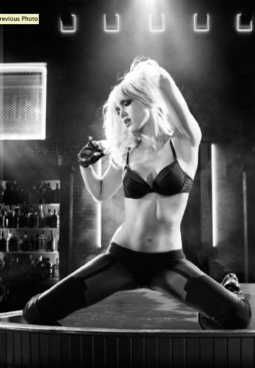 """""""Sin City: A Dame to Kill For"""" 2014"""