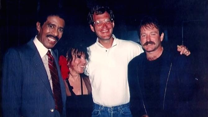 David Letterman rinde emocionante tributo a