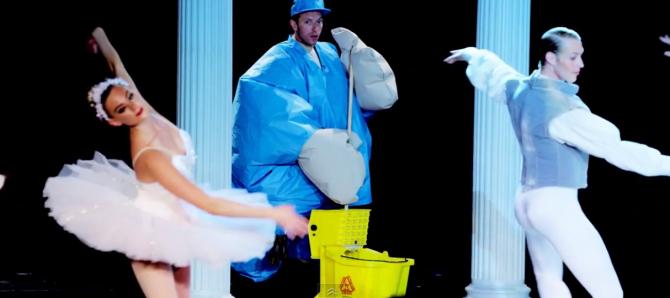 Video Musical Coldplay True Love