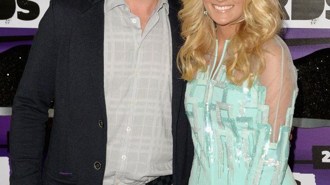 Carrie Underwood embarazada