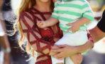 Shakira embarazada bebé varón