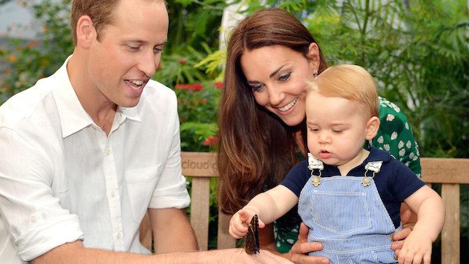Kate William segundo bebé