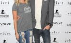 Ashley Tisdale y Christopher French