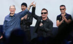 U2, Apple
