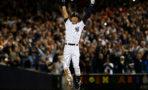 Derek Jeter ultimo juego Yankee Stadium