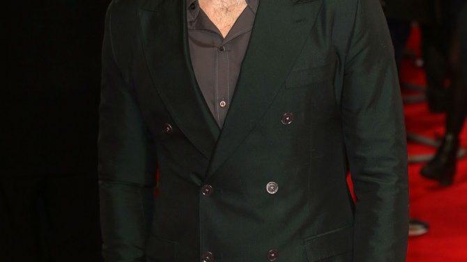Colin Farrell True Detective