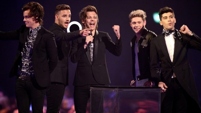 Gira One Direction Recauda $200 Millones