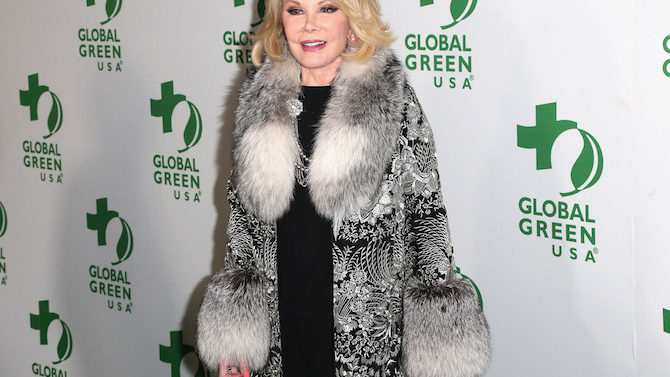 attends Global Green USA's 11th Annual