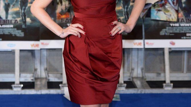 Scarlett Johansson Da A Luz