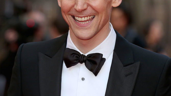 attends the Laurence Olivier Awards at