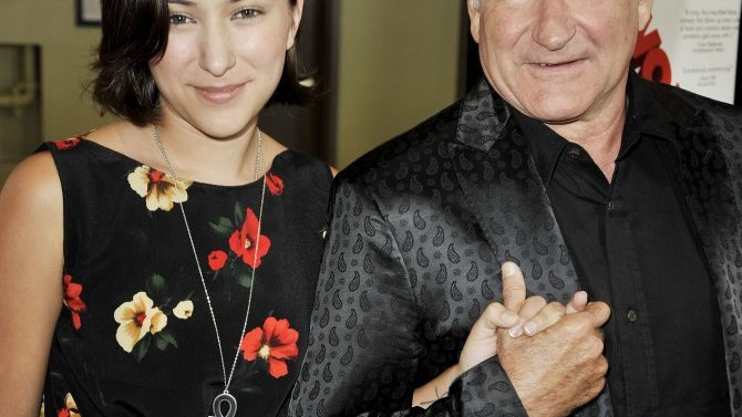 HIja Robin Williams Agradece Fans Twitter