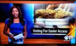 Reportera de Alaska renuncia en vivo