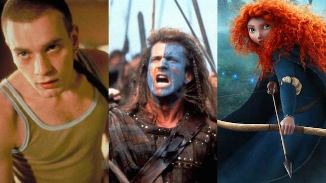 10 películas sobre Escocia, a propósito