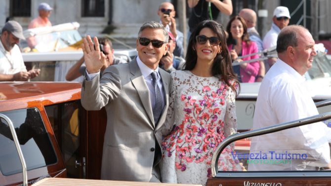 George Clooney boda Amal Alamuddin