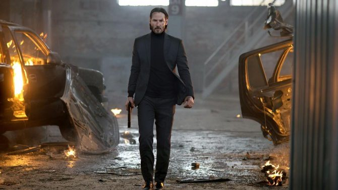 Video John Wick Keanu Reeves